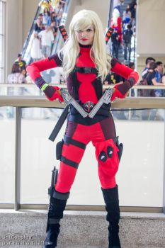 Lady Deadpool by setcosplay
