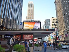 Madison Square Garden - New York City by NYPhotos