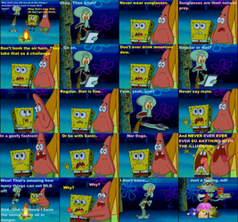 Squidward is MLG by Roro102900