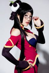 Litchi Faye Ling Cosplay by VampBeauty