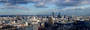 London Skyline by smaisch