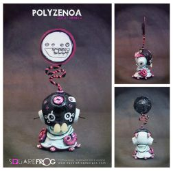 Poly 010 X3 by SquareFrogDesigns