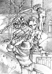 Vorhees vs Krueger by acook