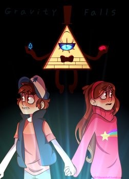 Gravity Falls by AnInnocentDemon