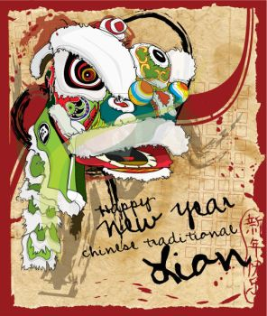 chinese new year by etee