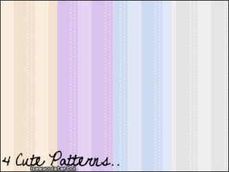 Cute Patterns by Iseeyoulaterboi
