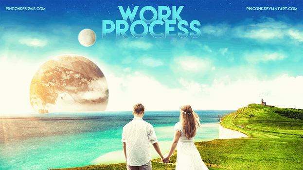 You Make My Dreams Come True / Work Process by Pincons