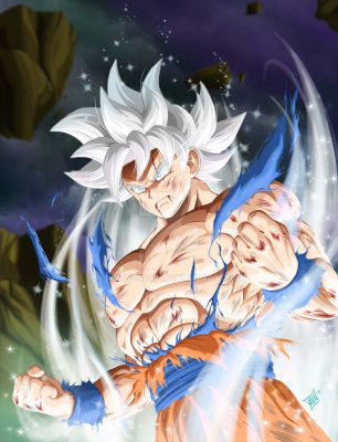 Goku Migatte no Gokui Mastered by WhysoGurin