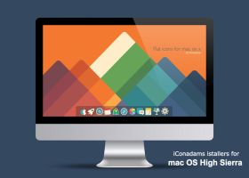 iConadams for macOS High Sierra by valvator