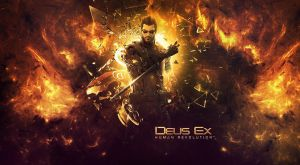 Deus Ex - human revolution HD by TheSyanArt