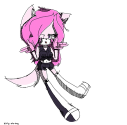 Comission Sonic Chanel by kitty-kid-fanz