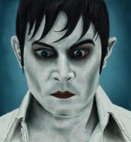 Barnabas Collins by Rapsag
