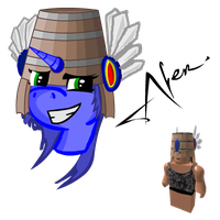 leelee999's Pony [REQUEST in ROBLOX] by AlenWalker157