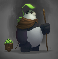 Character Concept: Pete by Jerner