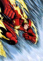 The Flash by RecklessHero