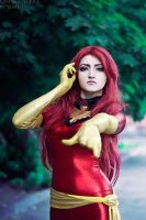 Jean Grey Phoenix cosplay by shproton