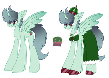 Closed DTA Prickle Prince by SpaazleDazzle