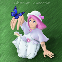 Cindy in the spring by charlot-sweetie