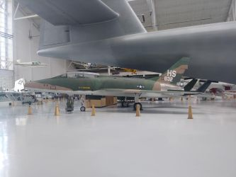 North American F-100F Super Sabre (Misty/ YGBSM) by GeneralTate