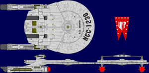 USS Coventry Multi-View by captshade