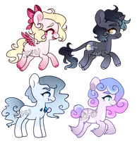 Pony adopt batch [closed] by peaceouttopizza23