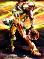 Samus My Schlitzyle by rainbow666