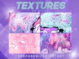 Textures 058 // Marbled by BEAPANDA