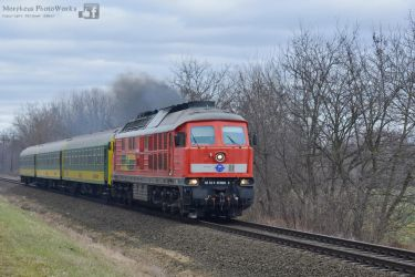 651 008 with a passenger train near Gyor - 2016 by MorpheusPhotoworks