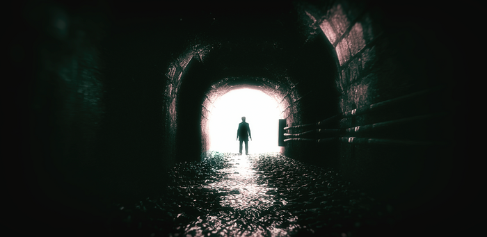 Tunnel by Ivw115