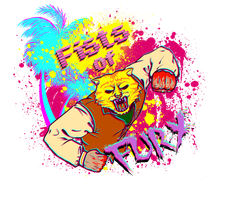 Fists of FURY by Cat-Rage