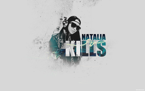 Natalia Kills Wallpaper by punkieheart