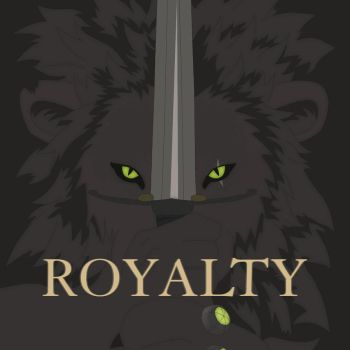 ROYALTY !!  Available Monday 26/02 by gustavobee