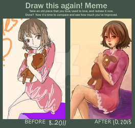 Draw This Again! by zzpopzz