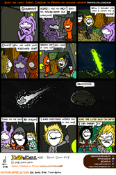 Dave's Comet Pt.3 by ChazzyDoody