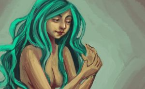 Turquoise-WIP by Mags-Pi