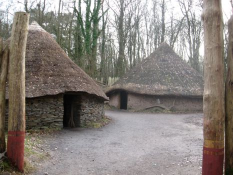 STOCK - St. Fagans Museum II by MetalCath