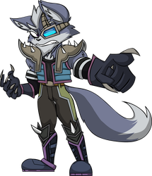 Wolf O'Donnell by JeffKyler14