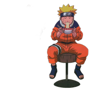 Naruto Render by xUzumaki