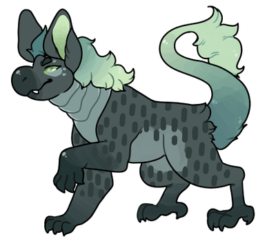 Feral Redesign Commission by pitbullie