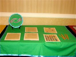 Guild of Greeters Table by kapera