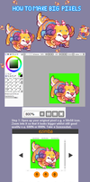 How to make Big Pixels by RayFierying