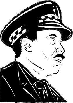 Former Chicago Chief of Police by Haunters