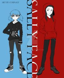 Sallyface by Cosinaly
