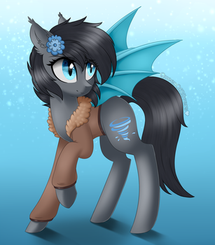 [C] Stormy Sea by QueenOfSilvers