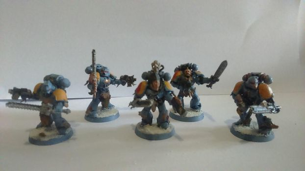 Blood Claw Pack 1 by SPARTAN-180