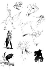 Character Study by secondaid