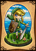 The Windwaker by Blue-Fayt