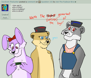 Question 155 by Ask-The-Fazbear-Bros