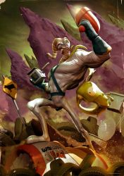 Earthworm Jim! by CarlosDattoliArt