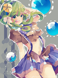 Gumi Vocaloid 4th by KyouKaraa